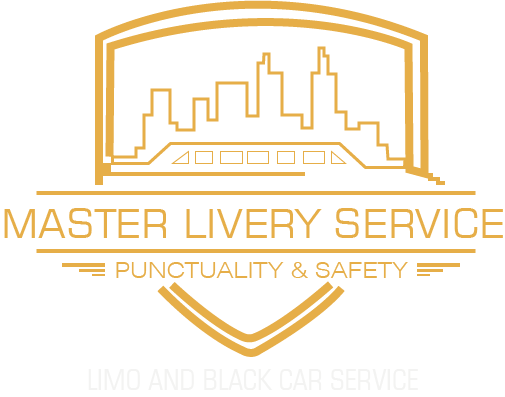 Boston Car Service, Town Car Service Boston By Master Livery Logo