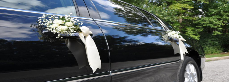 Wedding limo Boston