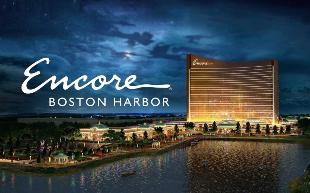 Encore Boston Harbor Limo